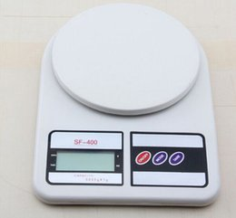 Wholesale Weight Labs - 10kg 1g Electronic Digital Jewelry Weigh Scale Balance Gram LCD Display Weight Scales Measuring Kitchen Lab Diet Food Retail Box