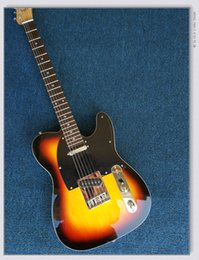 Wholesale Cheap Guitar Strings China - China Guitars Sunburst Electric Guitar Rosewood Fingerboard OEM Cheap free shipping