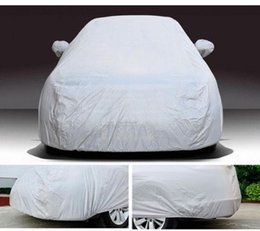 Wholesale Outdoor Waterproof Covers - Full Car Covers Sedan Car Covers Waterproof Rain Resistant Anti Snow Sunshade Heat Protection Anti UV Indoor Outdoor Car Covers