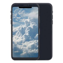 Wholesale Christmas Email - Free Christmas Gift Octa Core MTK6753 Goophone X V6 4G LTE Face ID Wireless Charging 4GB 32GB Android 7.0 16.0MP Camera GPS Smart Phone