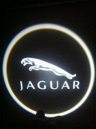 Luci jaguar online-1 Pz Ghost Shadow JAGUAR Cree Led Welcome Project Light Porta auto Logo Led Laser 2 °