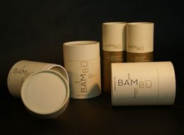 Wholesale Eco Bio - Eco-friendly coated paper tubes for cosmetic packaging