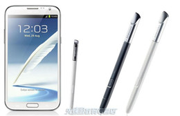 Wholesale N719 Note2 - Wholesale-free shipping For samsung n7100 original touch pen for note2 n7108 n719 n7102 spen capacitor pen touch screen pen