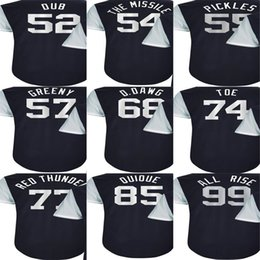 Wholesale New Ladies - Cheap 2017 Little League WS Players Weekend Men Lady Kid New York Aaron Judge All Rise CC Sabathia Dub Ronald Torreyes Navy Baseball Jerseys