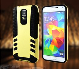 Wholesale Case Defender 4s - For LG G3 Rocket Hybrid Rugged Case Dual Layer Heavy Duty Tough Defender Protector for iPhone 6 6s 6plus 5 5s se 4s Samsung S6 Edge S5 Note4