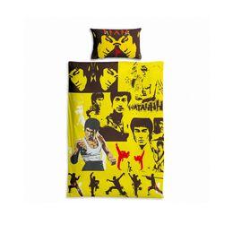 Wholesale Twin Beds For Kids - Wholesale- IKathoME Obama Michael Jackson Bruce Lee Kobe Anime Bedding Sets for Kids,Cheap Pillow Case 50x76CM,Single Quilt Duvet Covers