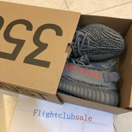 Wholesale Summer Shoes Flats - Boost 350 V2 Beluga 2.0 Semi-Frozen Yellow BLUE TINT Zebra Mens Womens Boosts Shoes Size US5-13 Wholesale