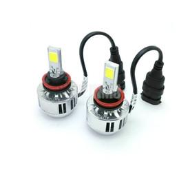 Wholesale H7 Led Headlight Cree - COB CREE H8 H9 H11 LED Headlight Cree Chip Auto LED headlamp bulbs LED Car Auto headlight LED Head Lights 9005 9006 H7 hb4 h1 h3 hb3