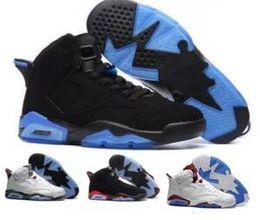 Wholesale Li Ning Shoes - Best Retro 6 VI Basketball Shoes Women Men's Kids Retros J6s VI Real Replicas Man Kids Retro Shoes Hombre Basket Sneakers 36-47