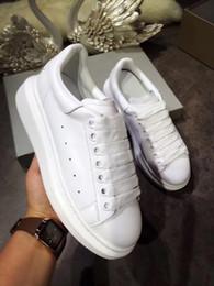 Zapatos de goma en ejecución online-Moda hombre mujer diseñador de zapatos de gran tamaño vestido zapatillas suela de goma con caja original zapatillas tamaño 38-46