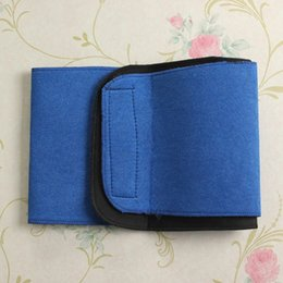 Wholesale Patches Lose Weight - Fitness Fat Cellulite Burner Slimming Body Shaper Waist Belt Shape Up Lose Weight Slim Patch Belly Cincher For Women 2014 New FG1511