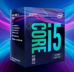 x58 motherboards Rabatt Intel Core 7 Serie I5 8400 I5-8400 Boxed-Prozessor-CPU LGA 1151-Land FC-LGA