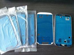 3 м рамка клейкая наклейка для Samsung Galaxy N7000/N7100/S3 I9300/S3 mini/S4 I9500/S4 mini/S2 I9100/S5/S5 mini/ примечание 2 3 A3 A5 A7 DHL бесплатно от Поставщики солнечное освещение стен