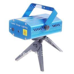 Wholesale Ems Mini Laser - Wholesale-mini twinkle laser light with 4 mode laser light for sale LB-06-4C EMS free shipping