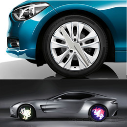 Wholesale Li Battery Car - Latest Hot Selling Car Wheel LED Light 40 LEDs RGB Color GIF Animation Li-battery DIY Programmable Video Demo Instructioin Factory Wholesale