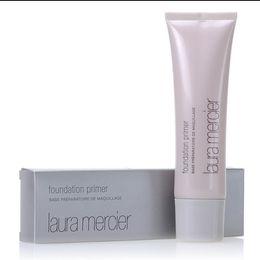 Wholesale Natural Moisturizing Lotion - Makeup Laura Mercier Foundation Primer Base 50ml ! 3 style Foundation Primer Antioxidant Moisturizing lotion makeup isolated free shipping