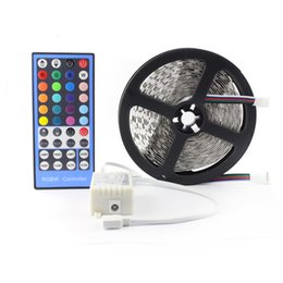 Wholesale full solutions - 12VDC 24VDC led strps rgbw smd5050 60leds m &12V-24V rgbw remote controller full solutions for chiristmas ,wedding,party decor
