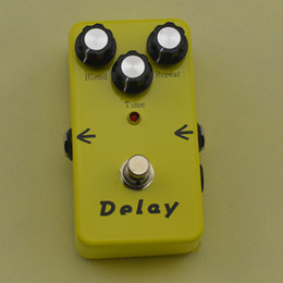 Wholesale Delay Guitar - NEW TTONE TT-31 Analog Delay Guitar Effects Pedal True Bypass FREE Shipping!!!