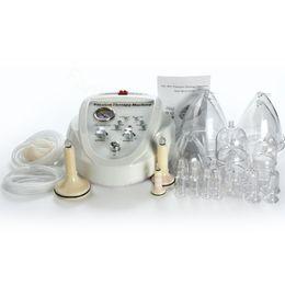 Wholesale vacuum lift - 5 in 1 Vacuum Breast Enlargement Lifting Buts Breast Enhancer Shape Slimming Breast Care Machine