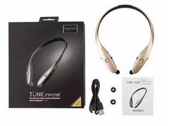 lg hbs auricular Rebajas HBS 900 HBS-900 Auriculares inalámbricos deportivos con banda para el cuello Auriculares intrauditivos Auriculares estéreo Bluetooth Auriculares para LG HBS-900 iPhone X 8 Samsung S8 B1