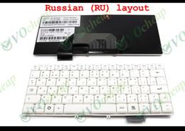 2019 computadoras portátiles epc Nuevo teclado original para laptop para Lenovo S9 S10 S9E S10E blanco ruso versión RU - 42T4146