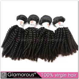 "Wholesale Cheap Hair Spirals - Glamorous Hair Product 8"" to 34"" 4 Bundles Peruvian Malaysian Indian Brazilian Virgin Hair Weave Spiral Curly Cheap Hair Extensions"