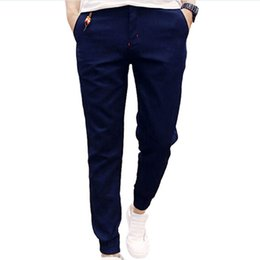Wholesale Jogger Pants Men Cheap - Wholesale-Cheap Autumn Hip Hop Men Full Length Men Joggers Skinny Harem Men Pants Brand Soft Men Pants Casual Sportwear S-5XL Big yards