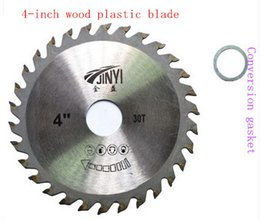 Wholesale Carbide Grinder - 4-inch serrated blade carpentry saw tungsten steel cutting machine grinder dedicated sawing wood cutting blades
