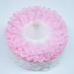 20 teile / los Doppel Spitze Purfle Hochzeit Brautstrauß Halter Thalamous Party Ornament Blume Gefäße Torus wa126 von Fabrikanten