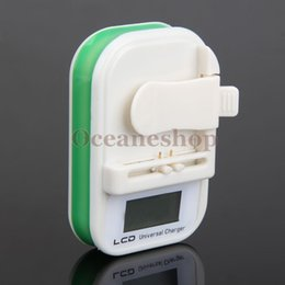 Wholesale Order New Iphone Screen - New Universal Battery Charger with LCD Indicator Screen for Cell Phones NVIE order<$18no track