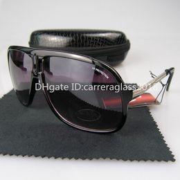 Wholesale women ca - Hot Sale 2017 New Fashion Vintage Sunglasses Men Women Brand Design CA Square Sun Glasses Feminine Retro Classic Oculos De Sol Gafas C-28