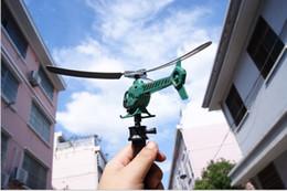 helicóptero escovado do rc do motor Desconto 2017 Puxar O Avião Puxar Aviação Engraçado Bonito de Alta qualidade Ao Ar Livre Brinquedos Para Crianças Brincar de Presente Modelo de Helicóptero Aeronave