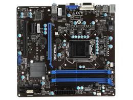 Wholesale Msi Desktop Motherboards - Original Used motherboard for MSI B75MA-P45 LGA 1155 DDR3 boards support 22nm B75 Desktop motherboard