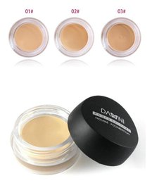 Wholesale Danni Concealer - Wholesale-2015 DANNI Top Polishing BB Concealer Acne Dark Circles Spot Full Cover Highlighter Primer Invisible Base Makeup Foundatoin