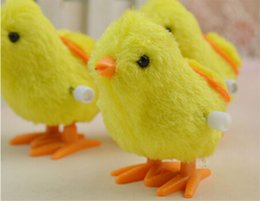 Wholesale Toy Seller Cartoon - Children's creativity Puzzle Chick Toy chain hair plush cartoon chicken toys Best Sellers Stall source