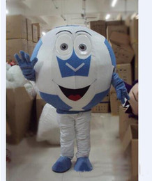Wholesale Football Mascots - 2018 Factory direct sale adult football mascot costume with free shipping for Halloween party