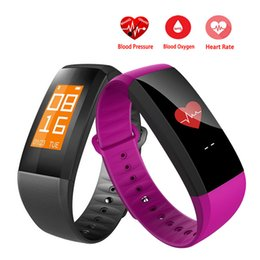 Wholesale Oxygen Blue - M99 Color Bluetooth Smart Band Sport Passometer Activity Tracker Fitness Bracelet Wristband Heart Rate Monitor Blood Pressure Wearable Watch