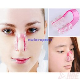 Wholesale Nose Up Beauty - Health Care New Shaping Shaper Lifting Bridge Straightening Beauty Clip+Nose Up Beauty & Health