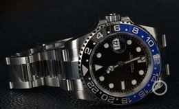 Montre de luxe STEEL II CÉRAMIQUE 116710 NOUVELLE BOÎTE / CARTE OUVERTE MONTRE D'HOMME Montre de montre homme en acier inoxydable saphir ? partir de fabricateur