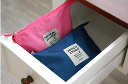 Wholesale Monopoly Travel - 4 Colors Monopoly Multifunctional Travel Wash Bag Cosmetic Bag Mesh Pouch Portable High Quality 200PCS LB10
