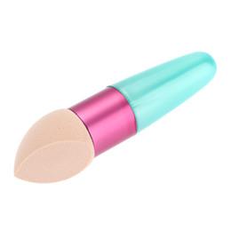 Wholesale Powder Delivery - Random Color Delivery Liquid Cream Foundation Sponge Dry Wet Facial Powder Puff Cosmetic Makeup Brush Sponge 1000pcs 00854
