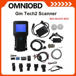 Wholesale Holden Tech Scanner - 2016 GM TECH2 diagnostic tool (GM,OPEL,SAAB ISUZU,SUZUKI HOLDEN) Vetronix GM tech 2 scanner Free Shipping