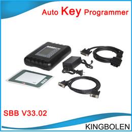 Wholesale Transponder Pro - SBB KEY PRO SBB OBDII eobd2 TRANSPONDER KEY PROGRMMER v33.02