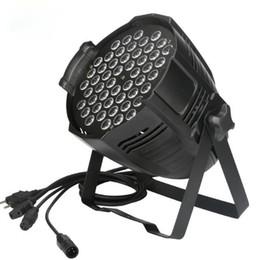 Wholesale Pc Par - USA AU plug 3-pin dmx512 cable entertainment wash effect 54 pcs three watt led par light