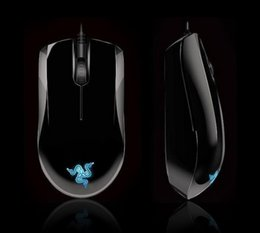 Wholesale Mouse Pc - 2018 Razer Abyssus Gaming Mouse Optical PC Gamer USB Wired PC Gamer - 3500DPI 1000Hz Ultrapolling USB Wired