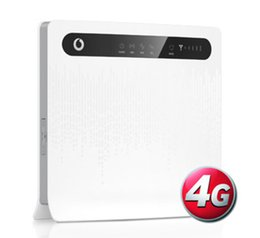 Wholesale 3g Mobile Wifi Router - Unlocked Vodafone B3000 Huawei B593s-22 150Mbps Cat4 4G LTE FDD Wireless Router 3G UMTS WiFi Mobile Broadband Home Networking