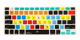 Wholesale Keyboard Skin Imac - Wholesale-For iMac Studio One Shortcut Silicone Keyboard Cover Skin For iPhone iMac ,Macbook Pro Air 13 15 KC_A1278_TY_StudioOne