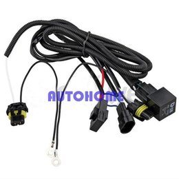 Wholesale Hid Wiring Harness - 5 x New Auto Xenon HID Conversion Relay Wiring Harness H11 9005 9006 order<$18no track