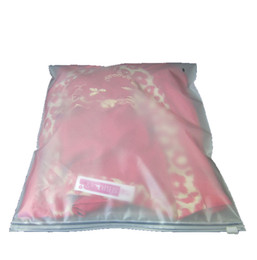 package tie UK - 20 pieces accept custom print logo Ziplock Bags Clothing Bedding Jacket Down Poly shopping Bag Plastic Package House Holding Free Shipping