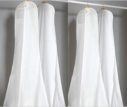 2016 heißer Verkauf 175 * 75 * 25 cm größe Staubschutz für Brautkleider Omniseal Extra Large Store Taschen Kostenloser Versand Taschen für Hochzeitskleid von Fabrikanten